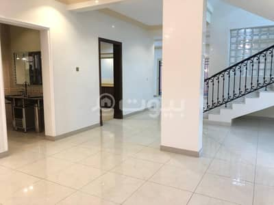 3 Bedroom Villa for Sale in Jeddah, Western Region - Indoor staircase villa with swimming pool for sale in Al Basateen, North Jeddah