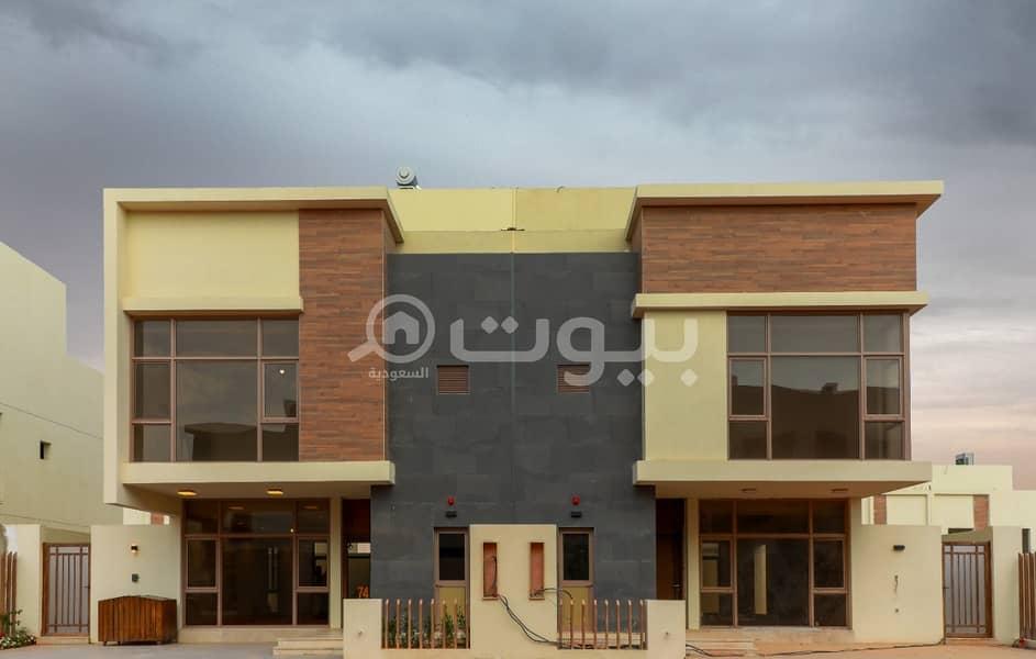 فيلا دوبلكس للبيع في المونسية، شرق الرياض