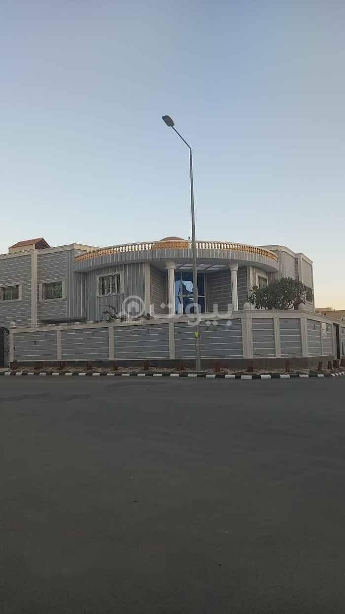 Villa for sale in Darmaa Street, Al Falah neighborhood, north of Riyadh