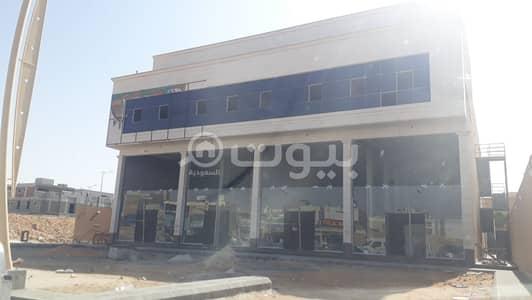 صالة عرض  للايجار في الرياض، منطقة الرياض - معارض ومكاتب تجارية للإيجار في النرجس، شمال الرياض