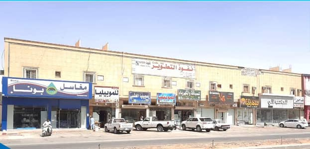 Residential Building for Rent in Riyadh, Riyadh Region - Building of 2400 SQM for rent in Al Munsiyah, East of Riyadh