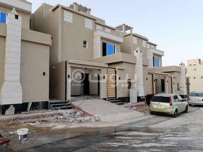 4 Bedroom Villa for Sale in Riyadh, Riyadh Region - Villa staircase hall and apartment for sale in Al Mahdiyah, west of Riyadh