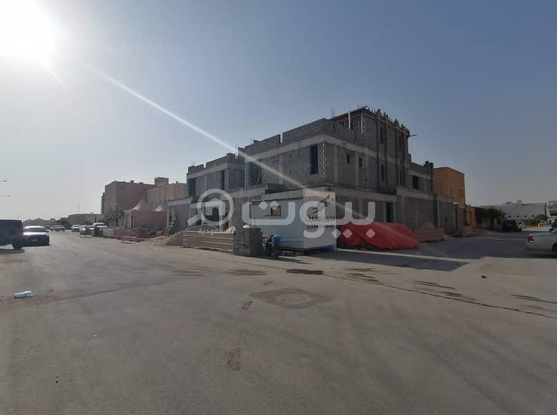 3 فلل للبيع في المونسية، شرق الرياض