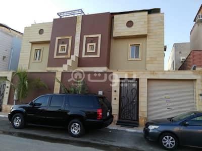 5 Bedroom Villa for Sale in Jeddah, Western Region - Villa With Annex For Sale In Al Sheraa, North Jeddah