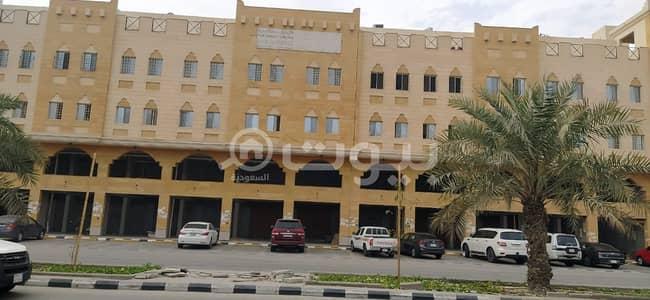 عمارة سكنية  للبيع في الدمام، المنطقة الشرقية - عمارة سكنية وتجارية للبيع في الزهور، الدمام