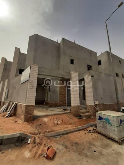 فیلا 8 غرف نوم للايجار في الرياض، منطقة الرياض - فيلا تحت التشطيب للإيجار في حطين، شمال الرياض