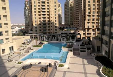 فلیٹ 2 غرفة نوم للبيع في جدة، المنطقة الغربية - شقة فاخرة للبيع في إعمار ريزيدنس في الفيحاء، شمال جدة