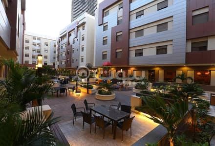 شقة 3 غرف نوم للايجار في جدة، المنطقة الغربية - شقة فاخرة للإيجار في كمباوند بحي الشاطئ، شمال جدة