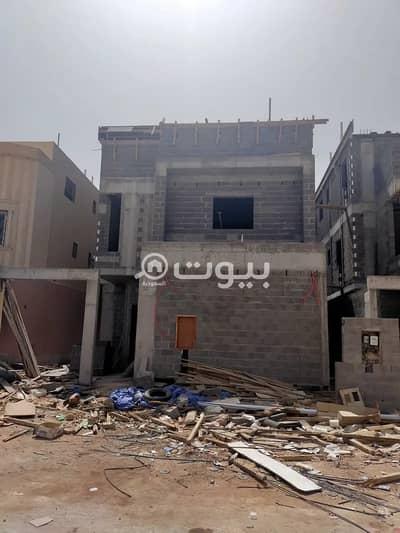 فیلا 7 غرف نوم للبيع في الرياض، منطقة الرياض - فيلا درج صالة وشقة للبيع في قرطبة، شرق الرياض