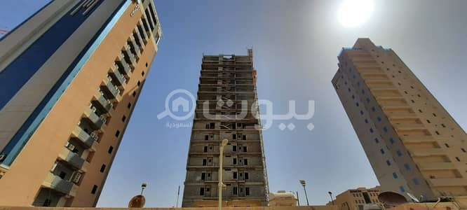 Commercial Building for Sale in Riyadh, Riyadh Region - Commercial tower | 18 floors for sale in Al Sahafah, North of Riyadh