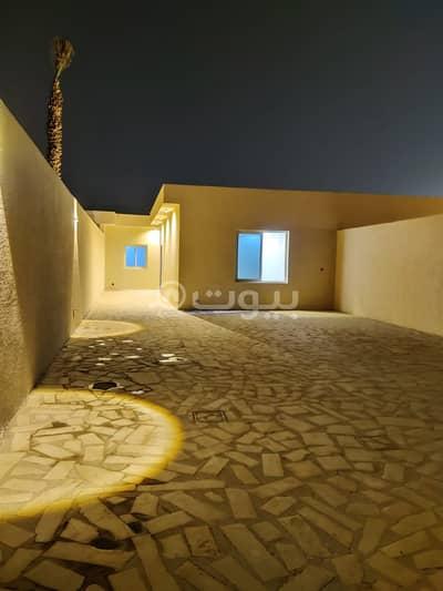 Rest House for Rent in Riyadh, Riyadh Region - New istiraha for rent in Al Rimal district, east of Riyadh