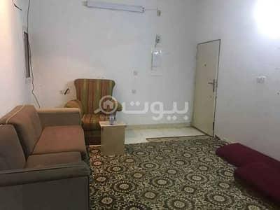 فلیٹ 1 غرفة نوم للايجار في الرياض، منطقة الرياض - شقة للايجار في الربوة، وسط الرياض
