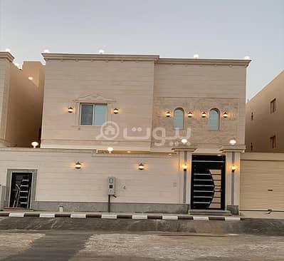 9 Bedroom Villa for Sale in Jeddah, Western Region - 2-Floor Villa and an annex for sale in Al Hamdaniyah, North Jeddah