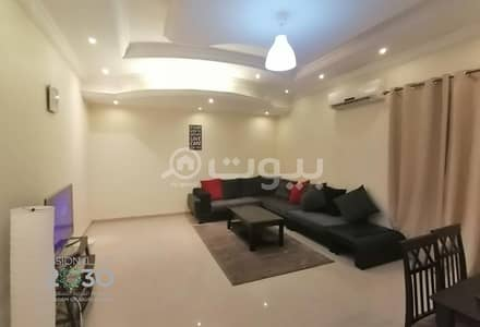1 Bedroom Flat for Rent in Jeddah, Western Region - Fully Furnished Apartment For Rent In Al Rawdah, North Jeddah