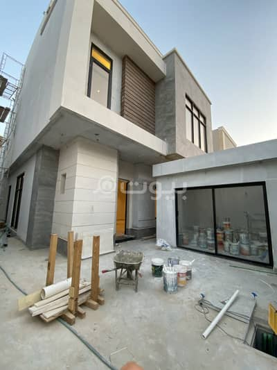 فیلا 4 غرف نوم للبيع في الرياض، منطقة الرياض - فيلتين درج صالة للبيع في حي الياسمين، شمال الرياض