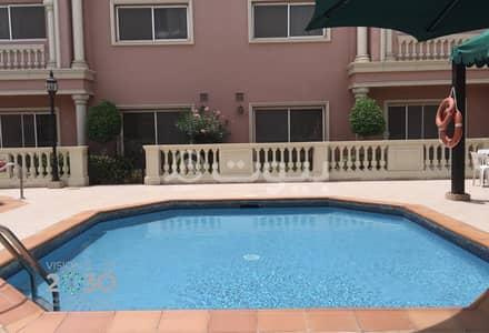 فیلا 3 غرف نوم للايجار في جدة، المنطقة الغربية - فيلا دوبلكس للإيجار في كومباوند في النعيم، شمال جدة