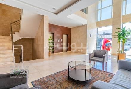 شقة فندقية 1 غرفة نوم للايجار في جدة، المنطقة الغربية - شقة فندقية شبه مفروشة للإيجار السنوي في البوادي، شمال جدة