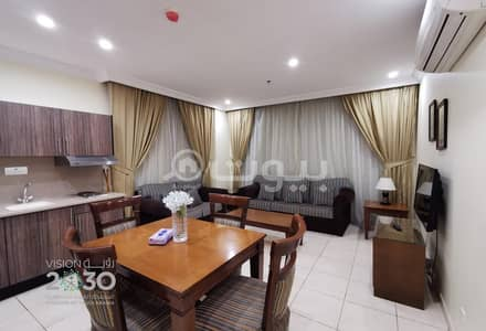 3 Bedroom Flat for Rent in Jeddah, Western Region - Fully Furnished Serviced Apartment For rent in Al Bawadi, North of Jeddah