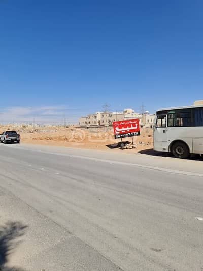ارض سكنية  للبيع في الرياض، منطقة الرياض - أرض سكنية تجارية فرصة استثمارية للبيع بحي المونسية، غرب الرياض