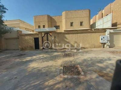 فیلا 5 غرف نوم للبيع في الرياض، منطقة الرياض - فيلا للبيع في شارع أم سدرة حي الروضة، شرق الرياض