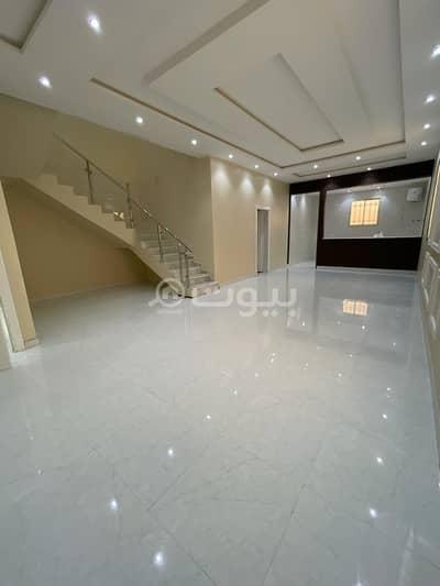 4 Bedroom Apartment for Sale in Riyadh, Riyadh Region - Internal staircase apartment for sale in Laban, West Riyadh