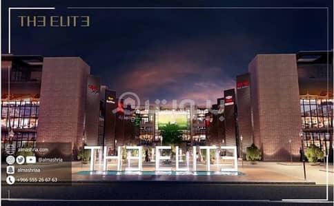 صالة عرض  للايجار في الرياض، منطقة الرياض - صالة عرض للايجار في مجمع ذا ايليت - حي السليمانية 2
