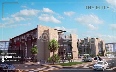 صالة عرض  للايجار في الرياض، منطقة الرياض - صالة عرض للايجار في مجمع ذا ايليت - حي السليمانية 4
