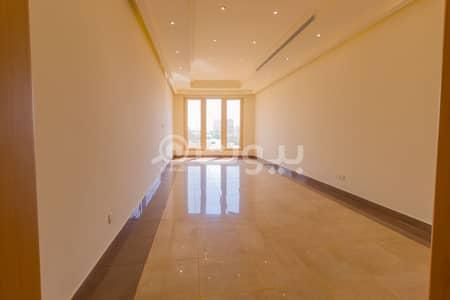 شقة 3 غرف نوم للايجار في جدة، المنطقة الغربية - شقة فاخرة في مجمع سكني للايجار في الروضة، شمال جدة