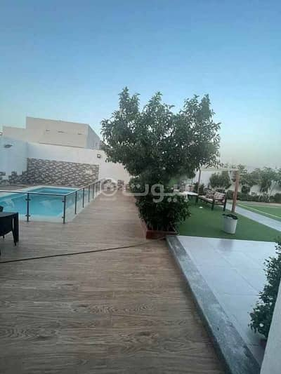 7 Bedroom Rest House for Sale in Jeddah, Western Region - 2 floors istiraha for sale Al Zumorrud, north of Jeddah