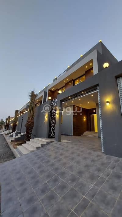 فیلا 6 غرف نوم للبيع في جدة، المنطقة الغربية - فيلا موردن مفصولة للبيع في شرم أبحر، ابحر الشمالية، شمال جدة
