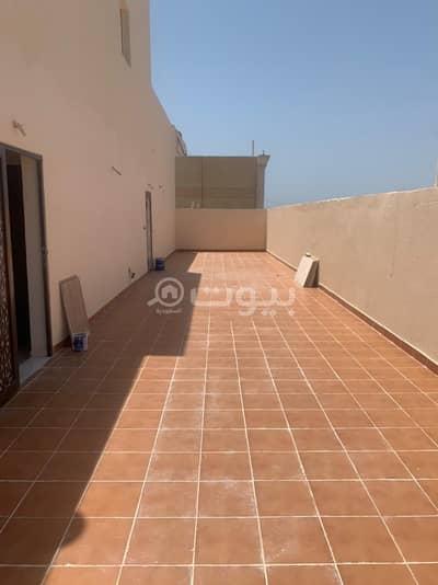 شقة 5 غرف نوم للبيع في جدة، المنطقة الغربية - شقة روف 350م2 للبيع في الواحة، شمال جدة