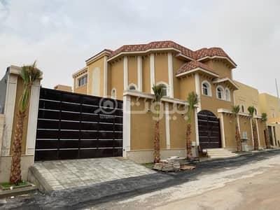 5 Bedroom Villa for Sale in Riyadh, Riyadh Region - Villa with a pool for sale in Al Malqa, North of Riyadh