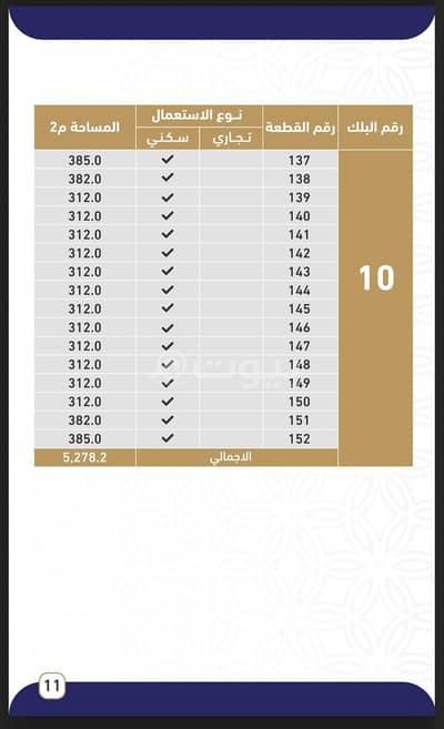 Residential Land for Sale in Riyadh, Riyadh Region - Residential Block No. 10 for sale in Al Munsiyah, east of Riyadh