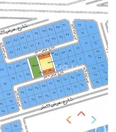 Commercial Land for Sale in Jeddah, Western Region - For sale or rent corner commercial land in Obhur Al Shamaliyah on King Saud Rd in Al Zuhoor Scheme, north of Jeddah