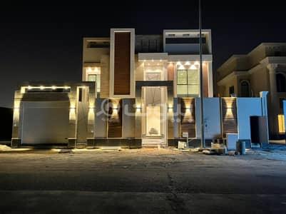 فیلا 6 غرف نوم للبيع في الرياض، منطقة الرياض - للبيع فيلا فاخرة بالملقا، شمال الرياض