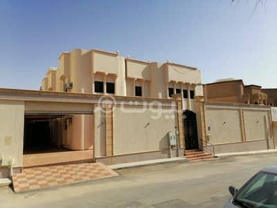 فیلا  للايجار في الرياض، منطقة الرياض - للإيجار فيلا بحي الربوة، وسط الرياض