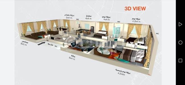 شقة 5 غرف نوم للبيع في جدة، المنطقة الغربية - شقق جديدة للبيع في السلامة، شمال جدة