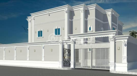 6 Bedroom Villa for Sale in Makkah, Western Region - Villa | 359 SQM | 2 Floors and annex for sale in Al Umrah Al Jadidah, Makkah