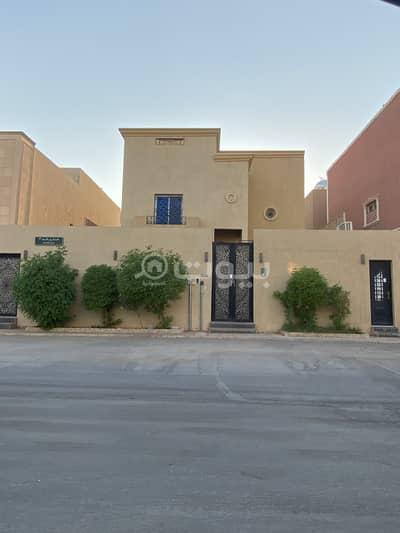 4 Bedroom Villa for Sale in Riyadh, Riyadh Region - Villa staircase hall for sale in Al Yasmin, North Riyadh