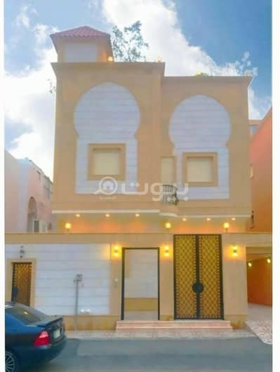 8 Bedroom Villa for Sale in Jeddah, Western Region - Villa with swimming pool for sale in Al Nahdah, North Jeddah
