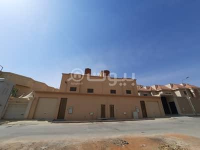 6 Bedroom Villa for Rent in Riyadh, Riyadh Region - Duplex villa for rent in Al Sahafah district, north of Riyadh