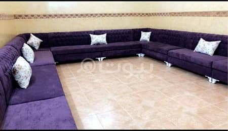 2 Bedroom Rest House for Rent in Jeddah, Western Region - istiraha | with a pool for annual rent in Asfan, North of Jeddah