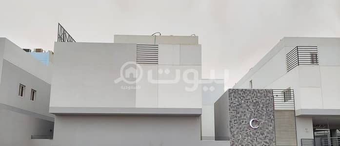 4 Bedroom Apartment for Sale in Riyadh, Riyadh Region - Two Floors System Modern Apartment For Sale In Al Narjis, North Riyadh
