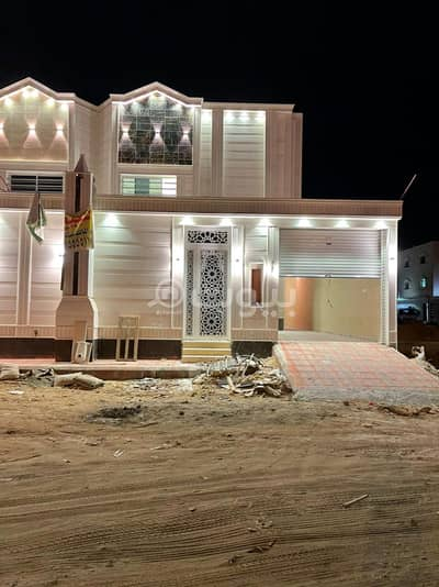 Villa for Sale in Riyadh, Riyadh Region - Duplex Attached villa For Sale In Tuwaiq, West Riyadh