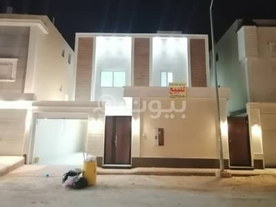5 Bedroom Villa for Sale in Riyadh, Riyadh Region - Villa an internal staircase with the possibility of establishing an apartment in Al Qadisiyah, East Riyadh