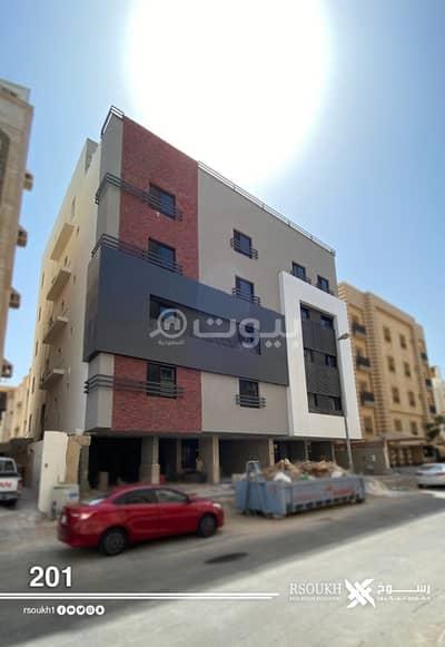 استوديو  للبيع في جدة، المنطقة الغربية - شقة للبيع بمشروع رسوخ 201 بحي السلامة، شمال جدة