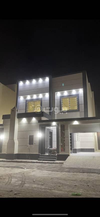 5 Bedroom Villa for Sale in Riyadh, Riyadh Region - Indoor staircase villa and apartment for sale in Al Rimal, East Riyadh