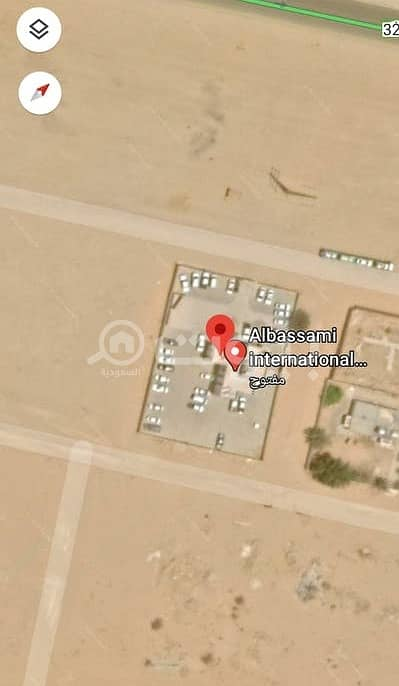 Commercial Land for Sale in Yanbu, Al Madinah Region - Commercial Land For Sale In Yanbu Industrial Area, Yanbu