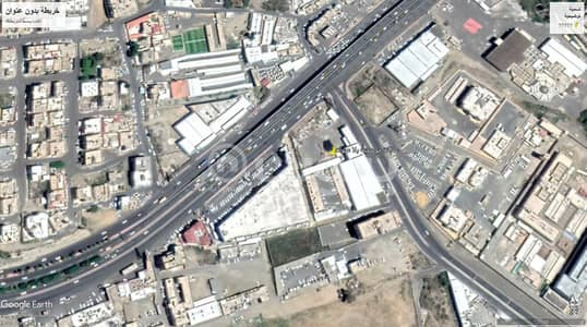 Commercial Land for Sale in Abha, Aseer Region - ارض تجارية لليبع طريق الخميس ابها