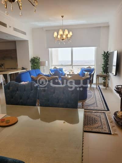 فلیٹ 5 غرف نوم للايجار في الرياض، منطقة الرياض - شقة فاخرة للايجار في برج آسكوت رافال في الصحافة، شمال الرياض